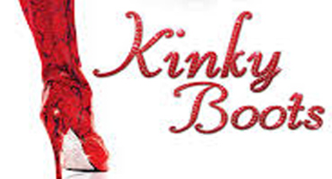 Kinky Boots partial movie poster