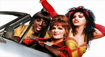 To Wong Foo partial movie poster