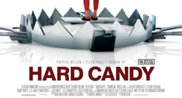 Hard Candy partial movie poster