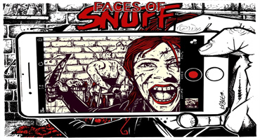 Faces of Snuff partial movie poster